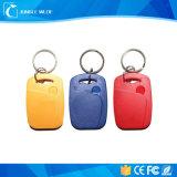13.56mz proximité Keycard sans contact, étiquette de l'IDENTIFICATION RF NFC S50 de Keyfob