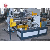 Пленка PP/PE упаковывая Pelletizing рециркулирующ машинное оборудование