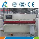 Cortadora hidráulica 4*2500 para la producción solar del calentador de agua