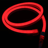 AC220V/110V/DC24V 80LED/M SMD dimagriscono l'indicatore luminoso al neon della corda della flessione del LED