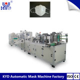 Активированный уголь маска складывания машины для принятия решений в отрасли безопасности