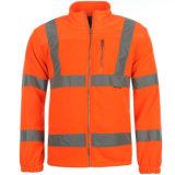 Forro Polar de gran visibilidad para el trabajo chaquetas