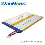 bateria do Li-Polímero de 356080pl 4000mAh para produtos de Digitas