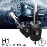 높은 루멘 6000K 24W 3600lm 차 LED 헤드라이트 H1
