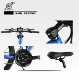 2017 vélos de montagne électriques de la mode 350W à vendre