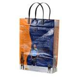 Щелчковый Polybag ручки, полиэтиленовый пакет, хозяйственная сумка, мешки подарка, выдвиженческие мешки (HF-639)