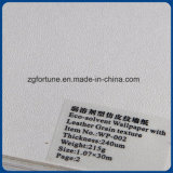 2017 Novo Estilo de textura de couro Saleimitation Solvente ecológico de parede