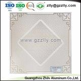 De Klem van de fabriek in Tegel van het Plafond van het Aluminium de Decoratieve voor Huis