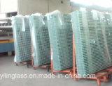 De grote Serigrafie van de Grootte drukte Gelamineerd Glas af