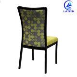 耐久ファブリッククッションが付いている椅子を食事する中国の工場