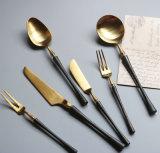 16 피스 가스 세트, 18/10 스테인리스는, Polished 호화스러운 디자인, 대중음식점 & 호텔 질, 4를 위한 칼붙이 서비스를 비춘다