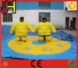 Vestito di Sumo del vestito di Sumo che lotta il costume gonfiabile del vestito di Sumo
