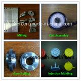 Pezzo meccanico di macinazione personalizzato di CNC del piatto dell'alluminio di CNC dell'OEM con l'alta qualità