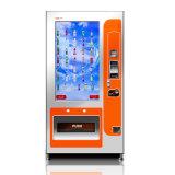 Торговый автомат заедк Китая Manufactuer при LCD рекламируя экран
