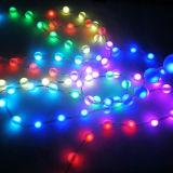 20mm de petite taille pleine Balle de lumière LED de couleur de pixel