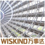 SGS를 가진 강철 구조물 공장 플랜트 단 하나 산업 빌딩