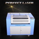 Preço da máquina de estaca da gravura do laser do CO2 do anel da madeira de Hotsale 6040 bom