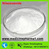 Materias primas farmacéuticas de la API de 99,5% de la nitazoxanida 55981-09-4 para tratar la diarrea