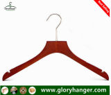 Qualitäts-hölzerne Hemd-Aufhängung mit rutschfester Schulter