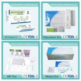 Hiv-schnelle Prüfung, Speichel-Prüfung HIV-1&2, medizinischer Bedarf, Prüfungs-Instrument, HIV-Diagnoseprüfungs-Installationssatz