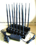 12 Banda GSM Socador Rebolabile DCS 3 G 4 G GPS WiFi Satelliten-Telefone und Auto Fernbedienungen 315-433-868 MHz