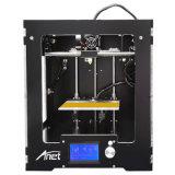 크기 160X160X150mm 금속 탁상용 공장 디지털 Anet 카드 A3-S 3D 인쇄 기계 인쇄