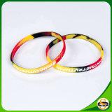 Solo de nouveaux bracelets pour les femmes charme Logo personnalisé bracelet en silicone