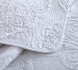 Aangepaste Reeks het Beddegoed van Drie Stuk met het Katoen van 100% van de Textiel van het Huis