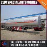 부식성 액체 납품을%s 반 3개의 차축 트레일러, 판매를 위한 반 탱크 트레일러 트럭