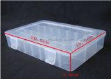 Rectángulo plástico del envase de almacenaje de la alta calidad caliente de la venta (Hsyy1206)