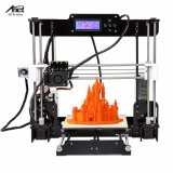 precio de fábrica China de alta precisión Kit más barato al por mayor Venta caliente un8 de gran tamaño de impresión Anet impresora 3D.