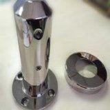 Zipoli di vetro del morsetto dell'acciaio inossidabile di Frameless della guida della balaustra (lavorare di CNC)