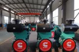 Conjunto de generación diesel Generator Cummins Diesel con 27kVA de potencia principal