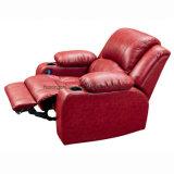 Вид в разрезе Cinema диван для домашнего кинотеатра с откидной спинкой диван VIP1577