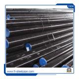 Tubo de acero inoxidable de tubos de acero galvanizado de acero sin costura Tubos tubo rectangular tubo Tubo de acero ASTM Tubos de acero
