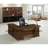 Hölzerne Möbel-moderner Büro-Computer-Tisch mit L-Form YF-2416