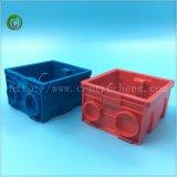파란 PVC 전기 벽 마운트 스위치 박스