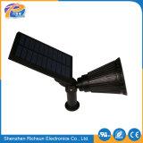 E27 energiesparendes bewegliches Solar-LED Garten-Licht