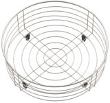 Drainer unique ronde bol avec de l'évier de cuisine