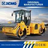 Rolo de estrada dobro do cilindro de XCMG Xd132e 13ton para a venda