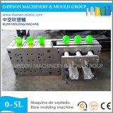 Bille automatique de plastique de HDPE de machine de soufflage de corps creux d'extrusion