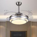 Ventilateur Invisible moderne de 42 pouces et des phares de contrôle sans fil