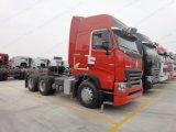 Sinotruk HOWO A7 6X4の索引車のトラクターのトラック420HPのトレーラーヘッド