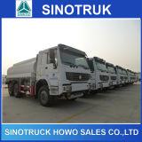 최신 판매 Sinotruk 석유 탱크 트럭, HOWO 연료 탱크 트럭