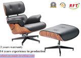 Moderne Möbel Eames lederner Freizeit-Aufenthaltsraum-Stuhl (F5D)