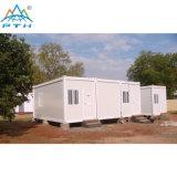 20 pies modulares de casa prefabricada del envase para el dormitorio, solo departamento