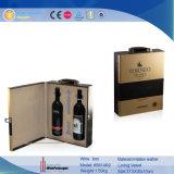 De Doos van de Vertoning van de Wijn van de Doos van de Gift van het Leer van de Douane van de luxe (5814)