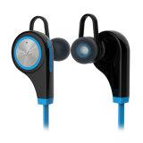 마이크를 가진 무선 헤드폰 에서 귀 입체 음향 이어폰이 Byunite에 의하여 Bluetooth 헤드폰