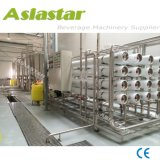Het automatische Systeem van de Behandeling van het Water van de Omgekeerde Osmose van de Reiniging van het Water