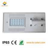 15W con protección IP65 jardín lámpara solar calle LED integrado